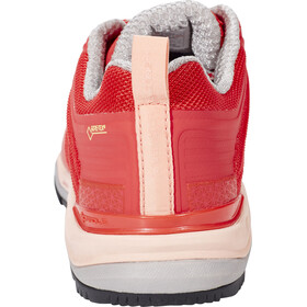 The North Face Ultra Fastpack II GTX Shoes Damen cayenne red/tropical peach